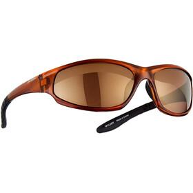 Alpina Wylder Glasses brown transparent/gold mirror